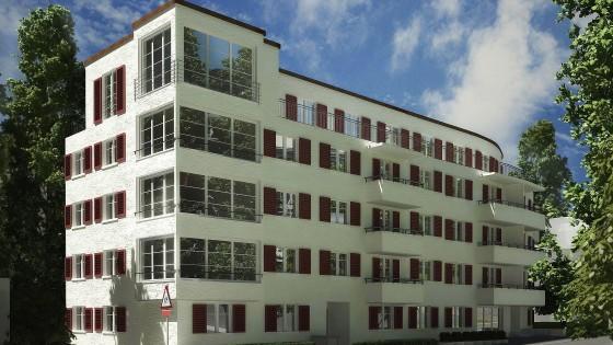 Projektentwicklung Wohnhaus Stadt Zürich