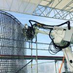 DIGITALES BAUEN im NEST Gebude der EMPA Dbendorf armierungseisen roboterhellip