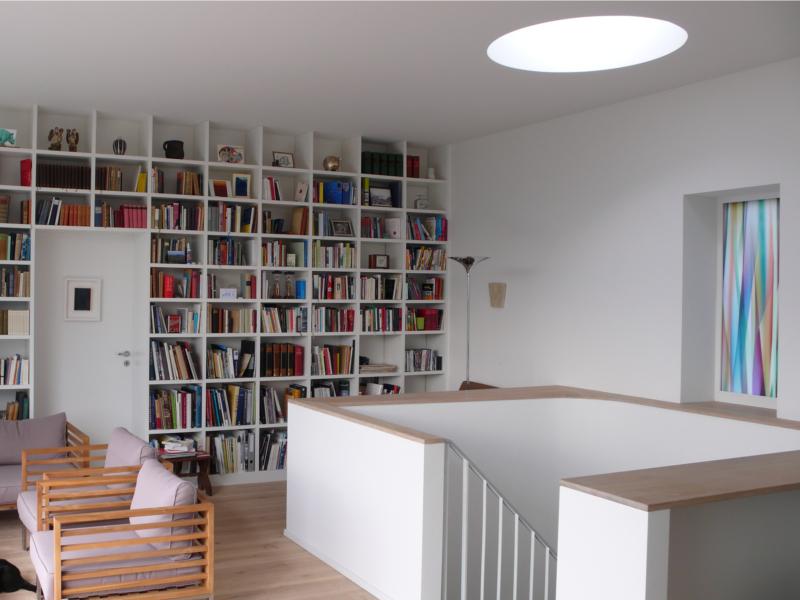 Innenarchitektur saniertes Wohnhaus 1950er Jahre – LOMO AG
