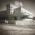 LOMO likes Tel Aviv telaviv bauhaus modernism architecture