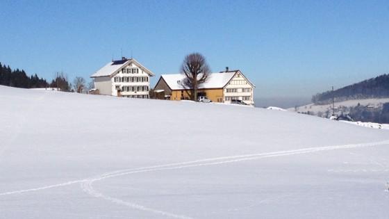Sanierung Appenzeller Weberhaus