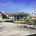 LOMO loves pavilions lakeofzurich zurichsee pavilion soschnhier