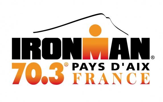 Logo Ironman 70.3 PAYS D'AIX